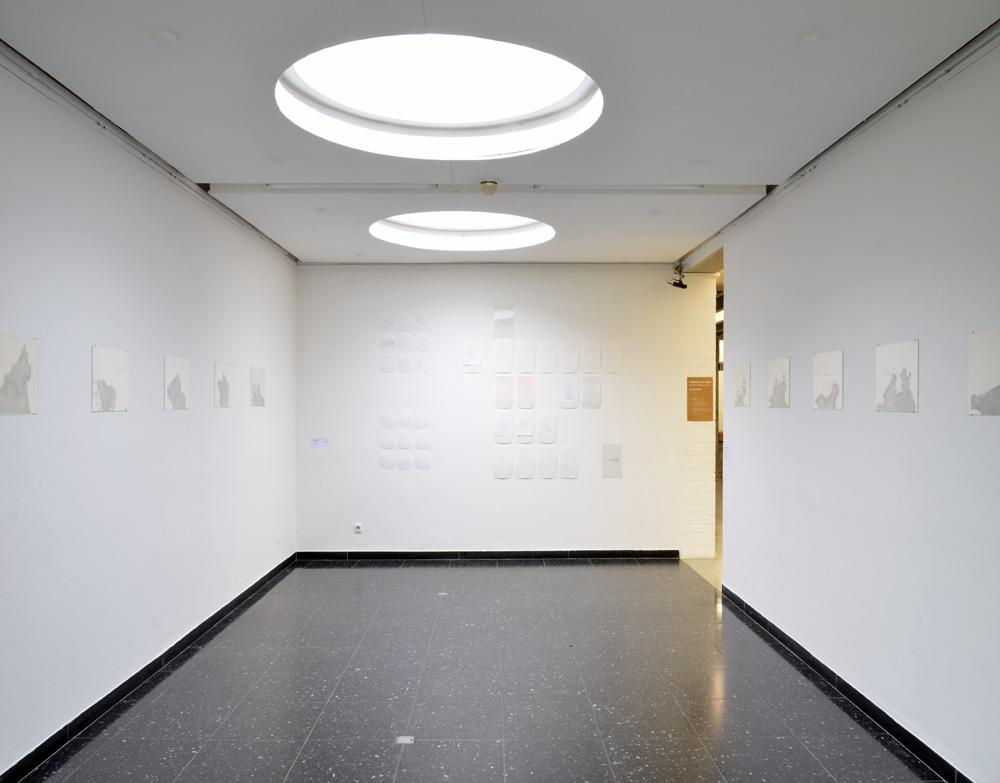 Ausstellungsansicht. Kunsthalle wilhelmshaven. 2012