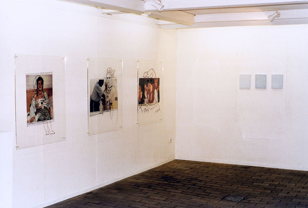 Ausstellung in der Gadewe Bremen. Begegnungen & Millimeterbilder