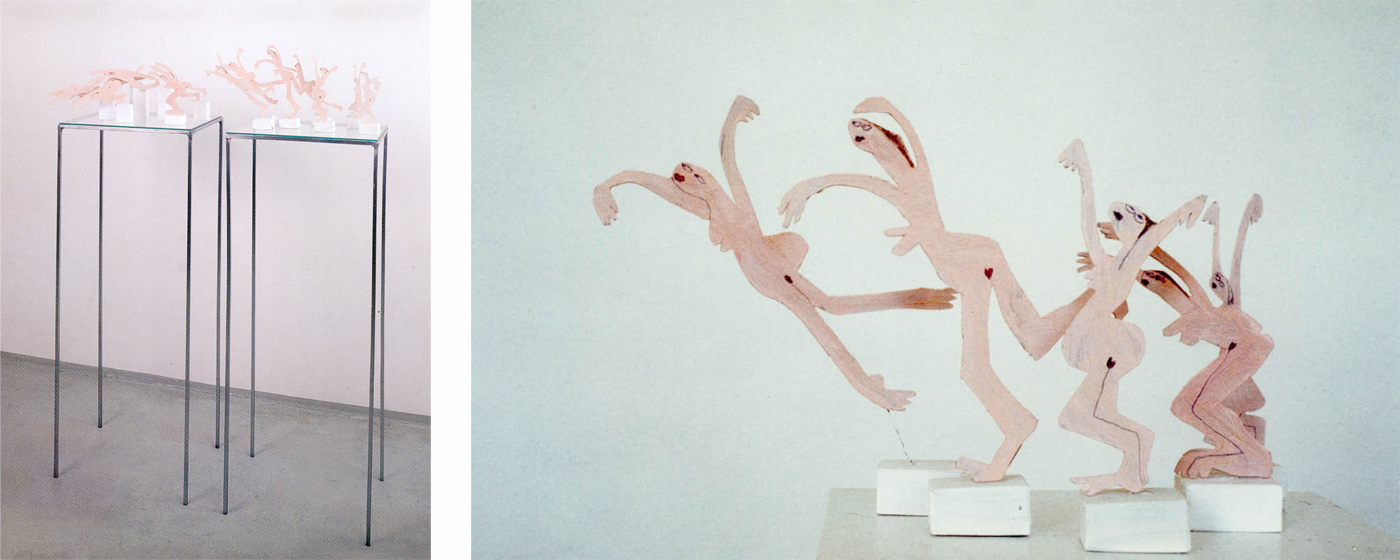 Ballett der Sehnsucht. 1995